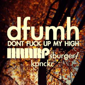 dfumh - HAARPsburger / kpnckr (EP) - Digital Download
