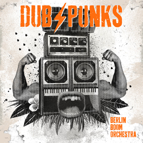 Berlin Boom Orchestra - Dub Punks - (Colored Vinyl / Digital Download)