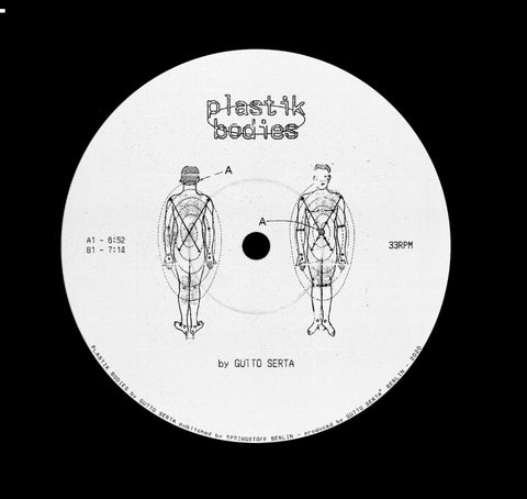 Gutto Serta - Plastik Bodies (EP) - Digital Download