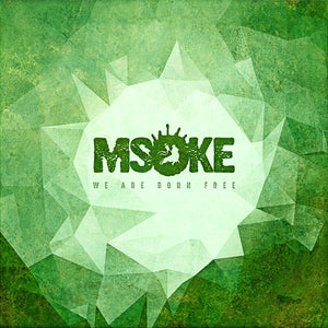 MSOKE - facettes cover single we are born free