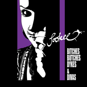 Bitches Butches Dykes & Divas Cover front
