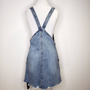 BLANKNYC Blow The Bag Denim Overall Dress Size 26 (NWT)