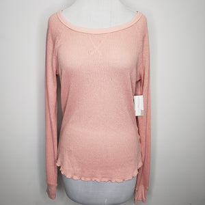 BP. Thermal Long Sleeve Tee Size M (NWT)