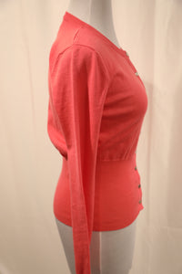 Philosophy Tropic Pink Sweater Size S (NWT)