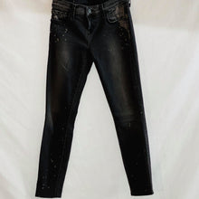 Load image into Gallery viewer, J Brand Outsider Skinny Crop Jeans Size 24