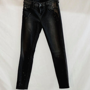 J Brand Outsider Skinny Crop Jeans Size 24