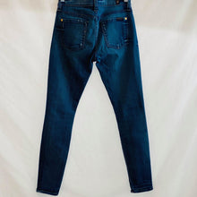 Load image into Gallery viewer, 7 For All Mankind Women's Skinny Jean in Natural Water Blue Size 26