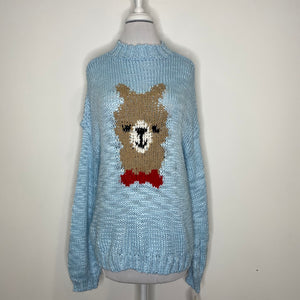 MAKE + MODEL Snuggle Up Intarsia Sweater Size XL (NWT)