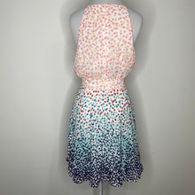 Load image into Gallery viewer, Maison Jules Fit & Flare Dress in Party Dots Size 12 (NWT)