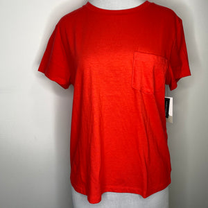 BP. Pocket Crewneck T-Shirt Size M (NWT)