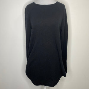 Halogen Boatneck Wool & Cashmere Tunic Top Size S (NWT)