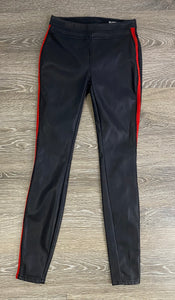 BLANKNYC Light My Fire Leggings Size 25 (NWT)