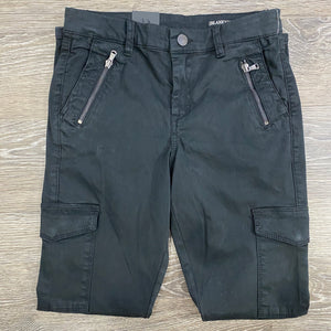 BLANKNYC Slim Fit Cargo Pants in Lights Out Size 25 (NWT)