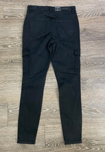 Load image into Gallery viewer, BLANKNYC Slim Fit Cargo Pants in Lights Out Size 25 (NWT)