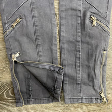Load image into Gallery viewer, BLANKNYC Gray Side Zipper Pants Size 28 (NWT)