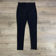 Load image into Gallery viewer, BLANKNYC The Mercer Ponte Basic Skinny in Caviar Size 28 (NWT)