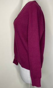 Frnch Paris Sweater Magenta Size S/M (NWT)