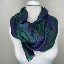 Load image into Gallery viewer, Sinclair Duncan Silk/Cashmere Lightweight Scarf (NWT)
