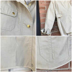 J. Crew The Downtown Field Jacket Size L
