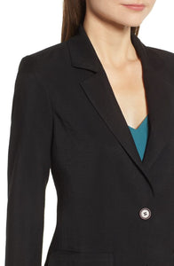 Chelsea28 Single Button Blazer Size XXS