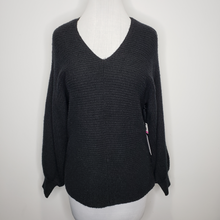 Load image into Gallery viewer, 1.State Blouson Sleeve V-Neck Sweater Size XXS (NWT)