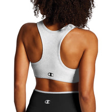 Load image into Gallery viewer, Champion The Sweatshirt Chevron Racerback Sports Bra Size S (NWT)
