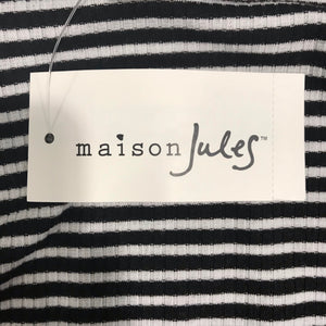 Maison Jules Striped Halter Dress Size XXS (NWT)