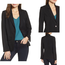 Load image into Gallery viewer, Chelsea28 Single Button Blazer Size XXS