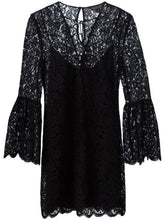 Load image into Gallery viewer, Rachel Zoe Megali Lace-Up Mini Dress Size 6