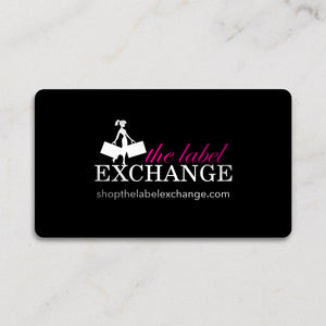 The Label Exchange Gift Card