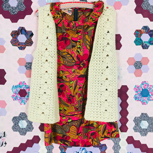 Joni sleeveless jacket