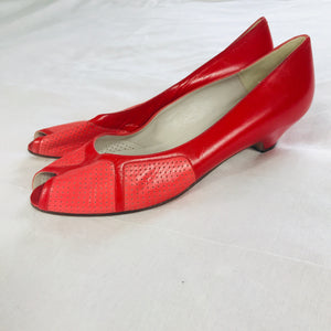 Vintage Bally shoes U.K. 38.5