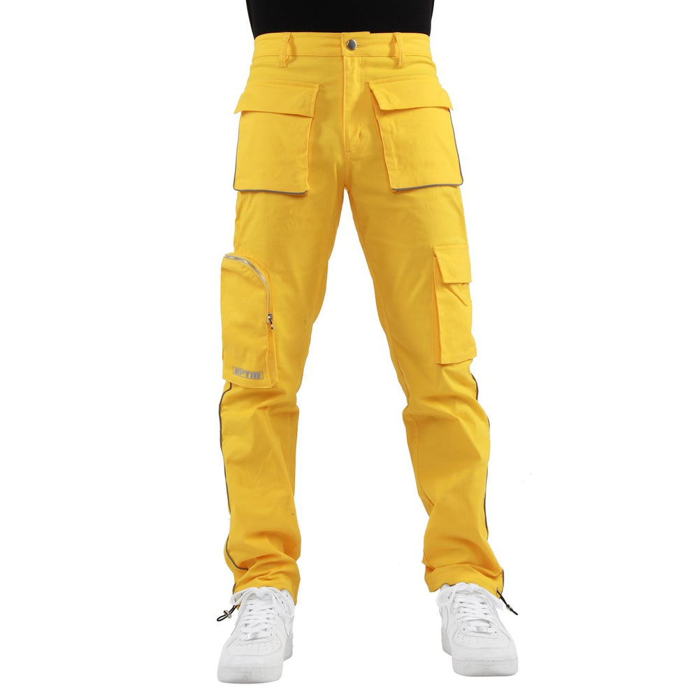 EPTM 3M Piping Cargo Pants (Yellow)