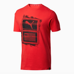 PUMA x TMC Hussle Men's Tee (Red)