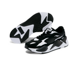 PUMA RS-X3 Super Jr (PUMA WHITE-PUMA BLACK-PUMA BLACK) 374176 03