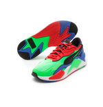 Puma RS-X3 Tailored (FLUO GREEN-PUMA BLACK-DAZZLING BLUE) 373418 01