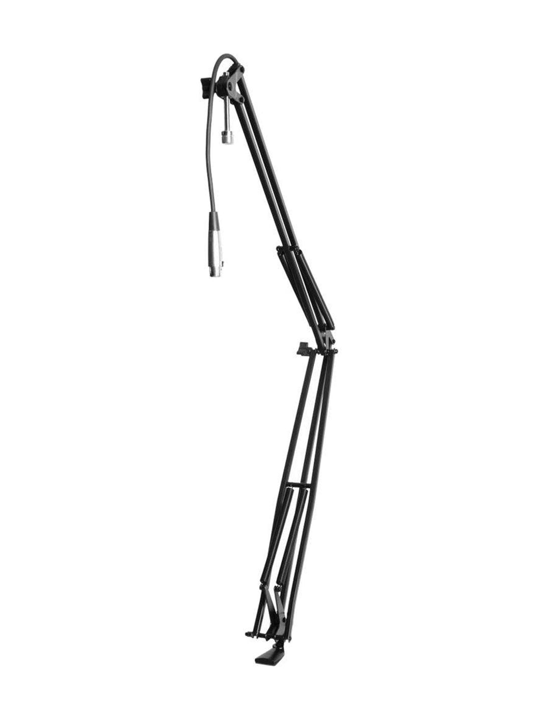 OnStage MBS5000 Desktop Mic Stand, Broadcast Boom Arm