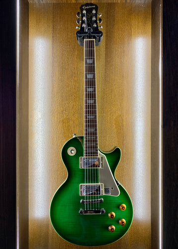 Epiphone Les Paul Standard Pro Green Burst Limited Edition