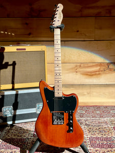 Squier Paranormal Offset Tele Natural, Maple Fretboard