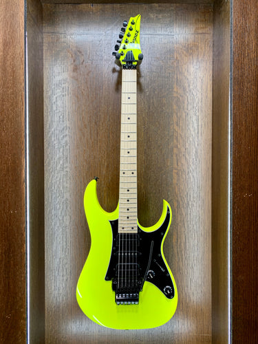 Ibanez RG550-DY, Desert Sun Yellow, Made In Japan