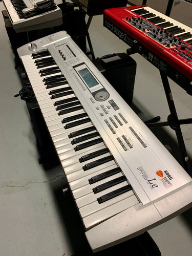 Korg Triton LE (Sherwood Backline)