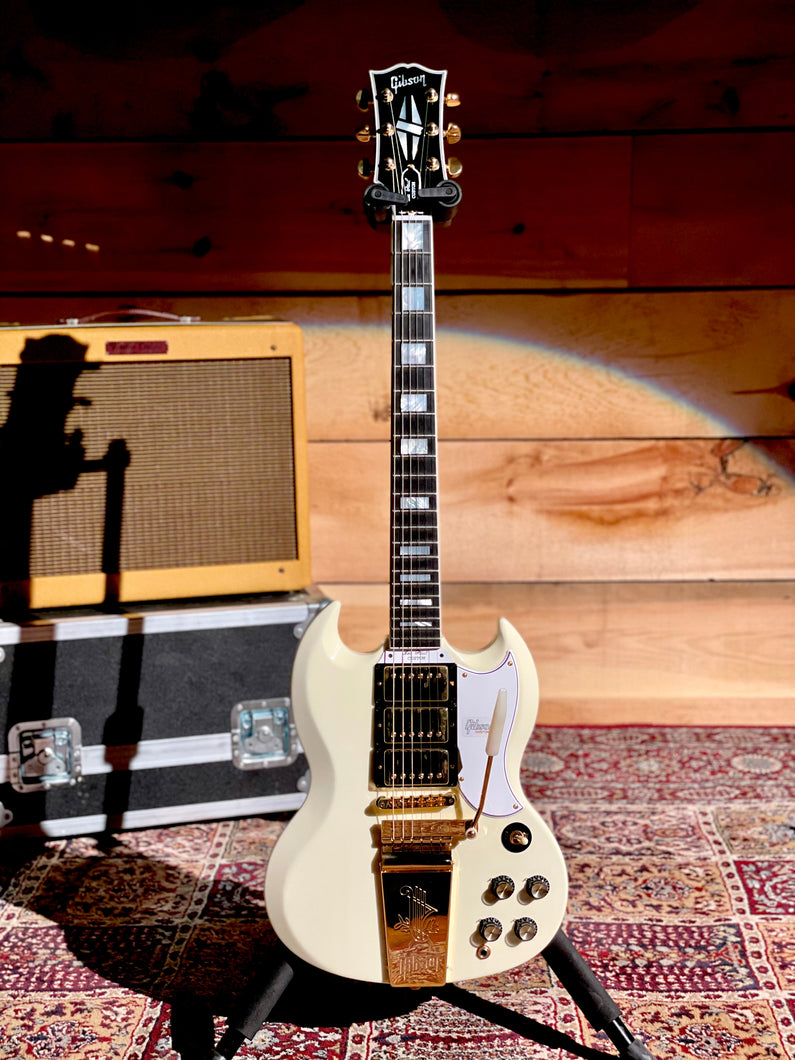 Gibson 1963 Les Paul Custom SG VOS Reissue
