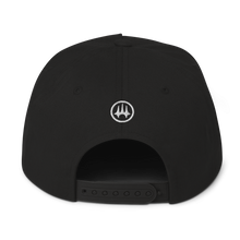 Load image into Gallery viewer, HWMG Logo Snapback Black