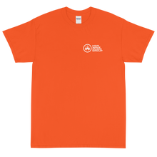 Load image into Gallery viewer, HWMG Staff T-Shirt Orange