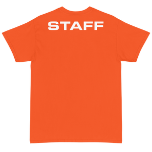 HWMG Staff T-Shirt Orange