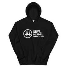 Load image into Gallery viewer, HWMG Logo Hoodie Black