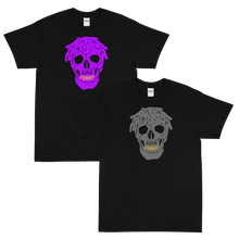 Load image into Gallery viewer, Kahri 1K Dread Skull T-Shirt