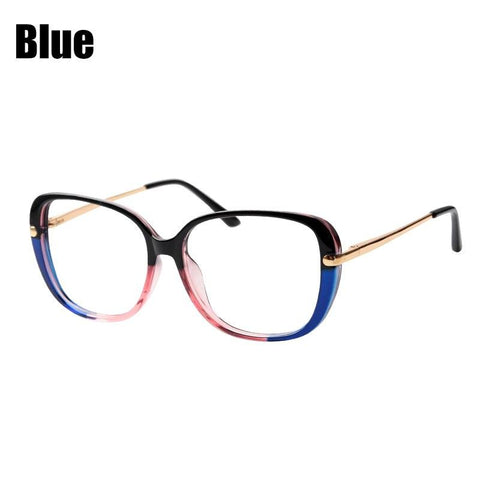 Image of Blue Light Blocking Glasses, Spring Hinged