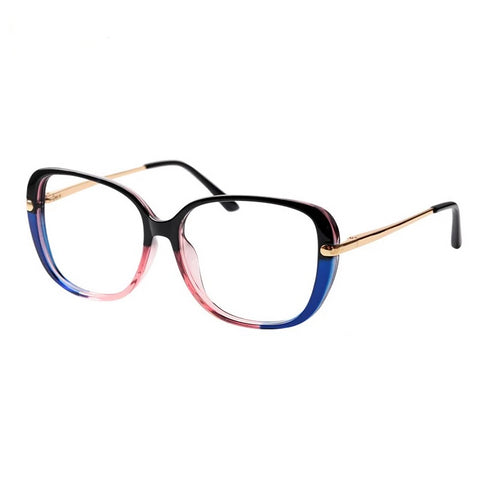 Image of Anti Blue Light Blocking Glasses Spring Hinged Men Women Computer Gaming Glasses