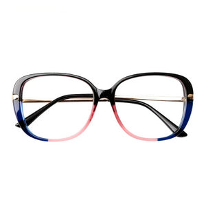 Anti Blue Light Blocking Glasses Spring Hinged Men Women Computer Gaming Glasses